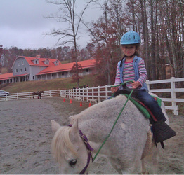 Kids horse riding, horse barn, Greenville SC